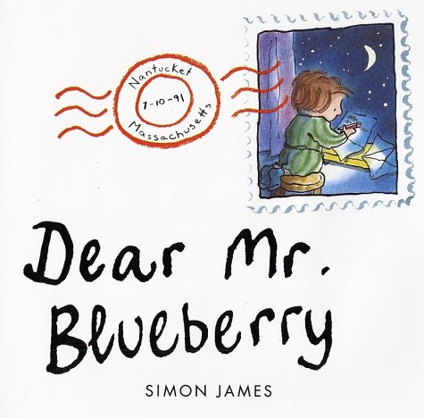 9780689505294: Dear Mr. Blueberry