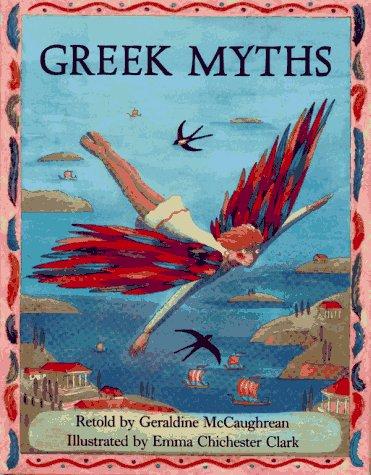 9780689505836: Greek Myths