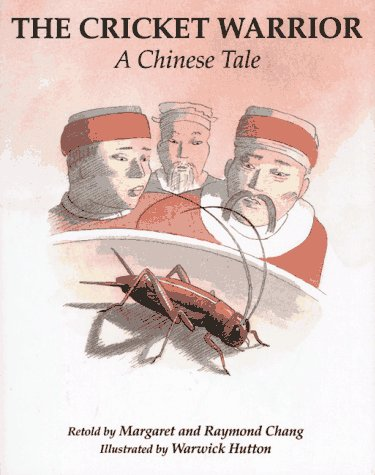 9780689506055: The Cricket Warrior: A Chinese Tale