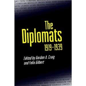 9780689700545: Diplomats: 1919-1939: 001