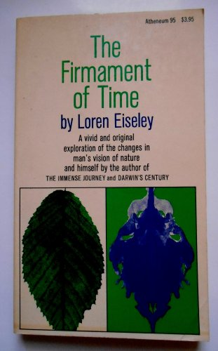 9780689700682: The Firmament of Time (Firmament of Time 95)