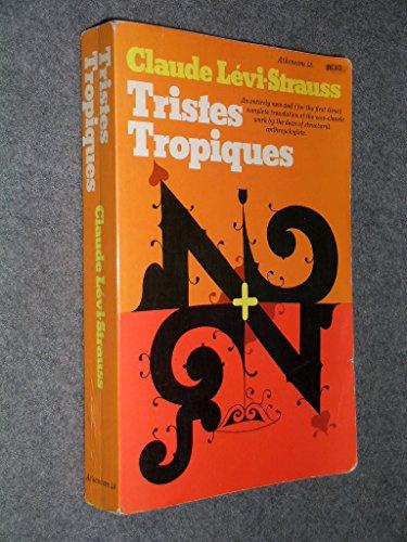 9780689701221: Tristes-Tropiques