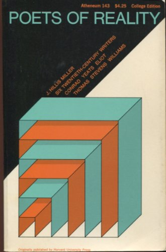9780689701443: Poets of Reality: Six Twentieth-Century Writers