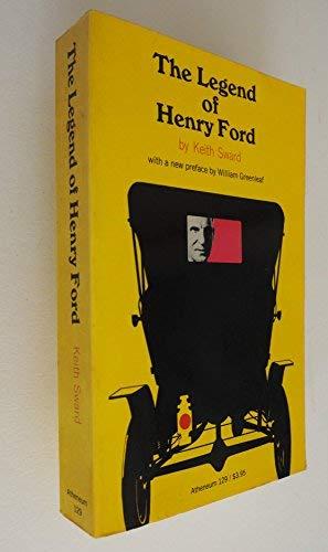 9780689701917: Legend of Henry Ford