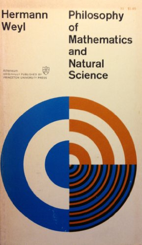 9780689702075: Philosophy of Mathematics and Natural Science