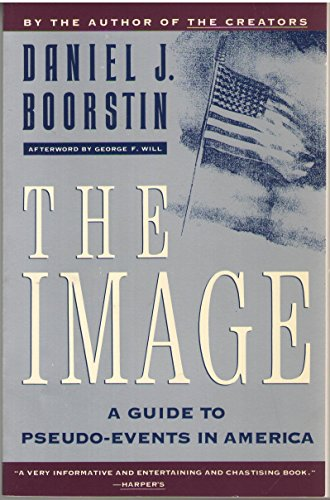 9780689702808: The image: A guide to pseudo-events in America