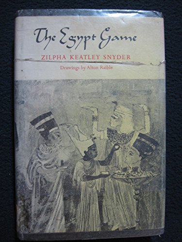 9780689702976: The Egypt Game