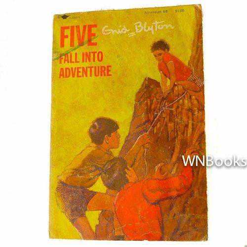 9780689703270: Five Fall Into Adventure