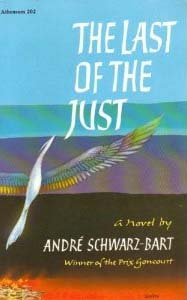 9780689703652: The Last of the Just