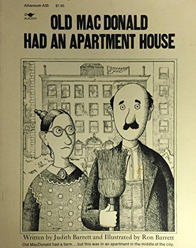 Old Macdonald Had An Apartment House: Judith Barrett