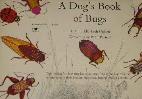 9780689704086: Dog's Book of Bugs