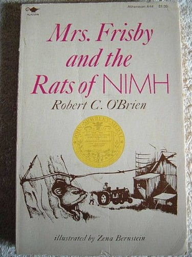 9780689704130: Mrs. Frisby and the Rats of NIMH