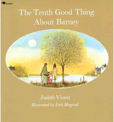 9780689704161: The tenth good thing about Barney