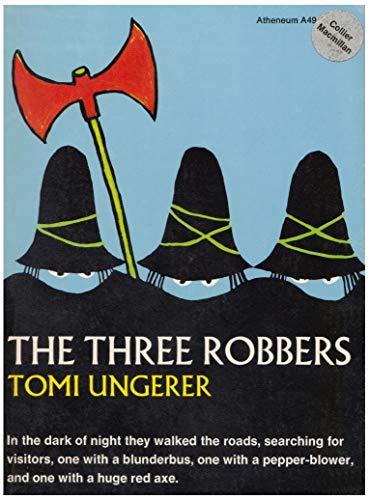9780689704185: Three Robbers