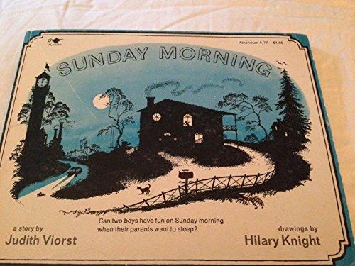 9780689704475: Sunday Morning (Aladdin Books)
