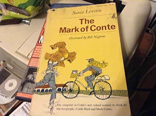 9780689704628: The Mark of Conte