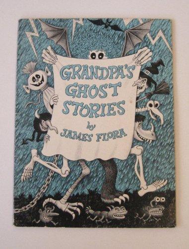 Grandpas Ghost Stories: James Flora