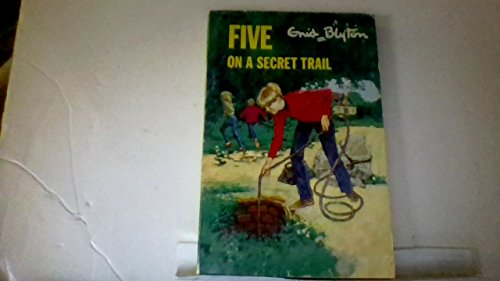 9780689704772: Five on a Secret Trail