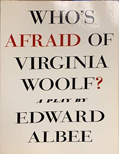 9780689705656: Who's Afraid of Virginia Woolf?