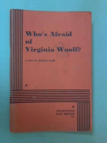 9780689705656: Who's Afraid of Virginia Woolf?