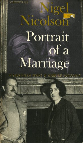 9780689705977: Portrait of a Marriage: V. Sackville-West and Harold Nicolson