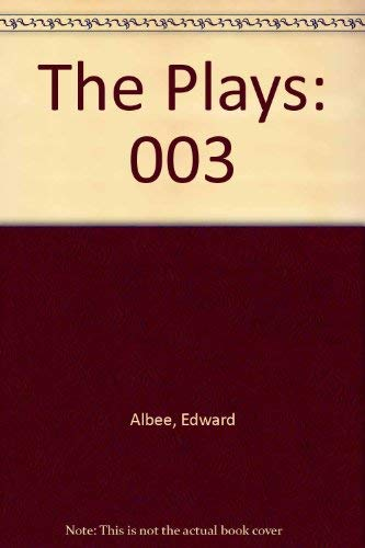 9780689706158: The Plays (Plays Volume 3)