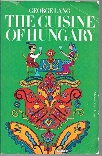 9780689706219: CUISINE OF HUNGARY