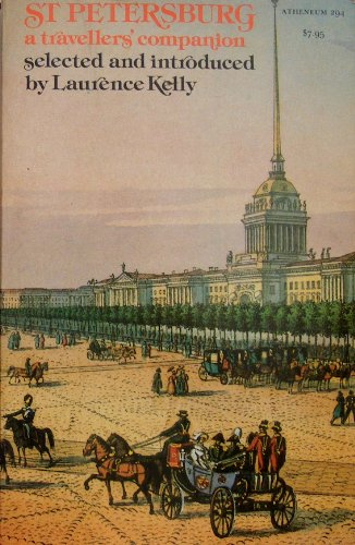 9780689706455: St. Petersburg: A Travellers' Companion