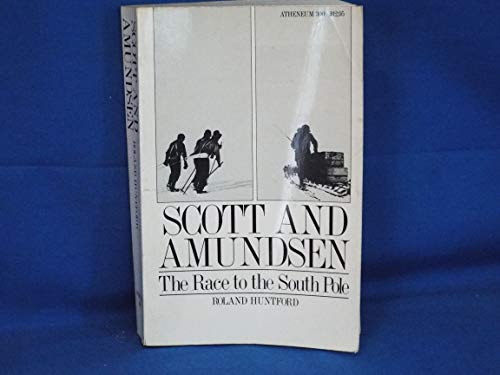 9780689706561: Scott and Amundsen: The Race to the South Pole