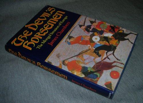 9780689706936: The Devil's Horsemen : The Mongol Invasion of Europe