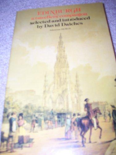 9780689707117: Edinburgh: The Travellers' Companion