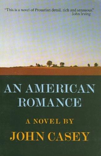 9780689707193: An American romance