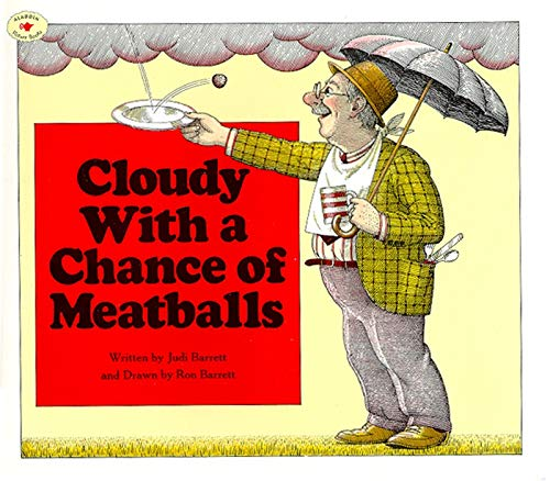 9780689707490: Cloudy with Chance Meatballs
