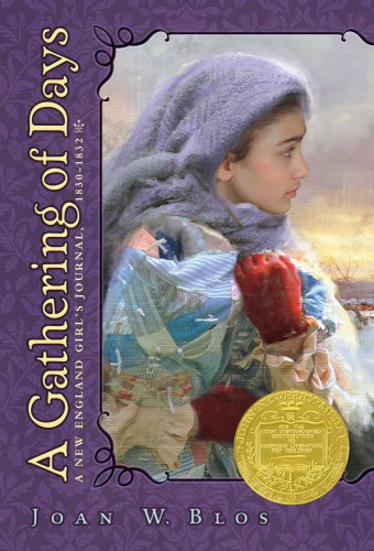 9780689707506: A Gathering of Days: A New England Girl's Journal 1830-32: A Novel
