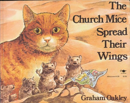 9780689707537: The Church Mice Spread Their Wings