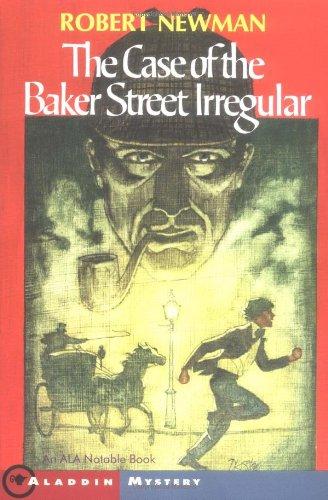 9780689707667: The Case of the Baker Street Irregular (An Aladdin Book)