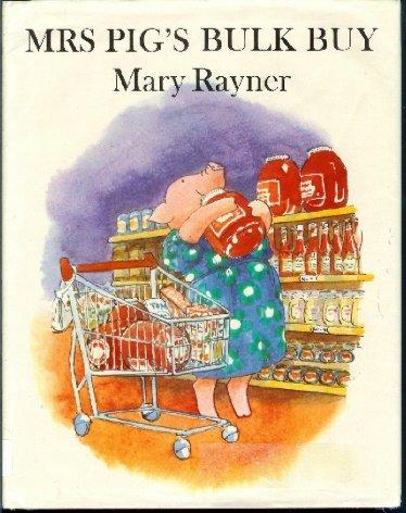 9780689707711: Mrs. Pigs Bulk Buy (Mrs Pigs Bulk Buy A143 Paper)