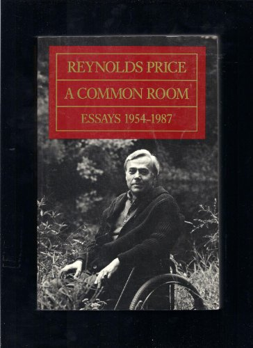 9780689708176: A Common Room: Essays 1954-1987