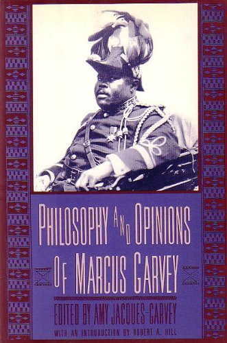 9780689708190: Philosophy and Opinions of Marcus Garvey