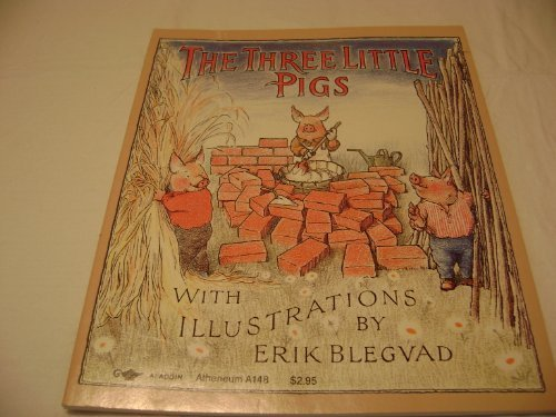 9780689710407: The Three Little Pigs