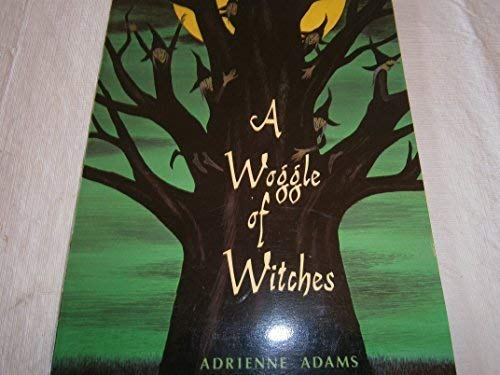 A Woggle of Witches (Aladdin Books): Adrienne Adams