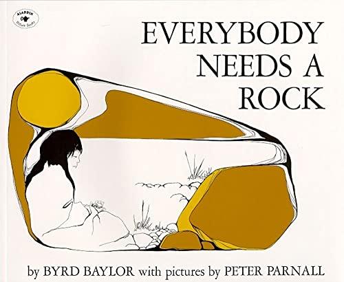 9780689710513: Everybody Needs a Rock (An Aladdin Book)