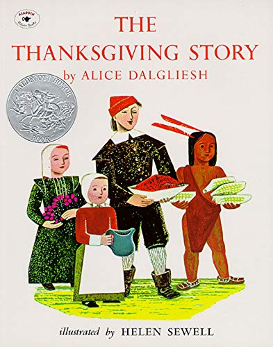 9780689710537: The Thanksgiving Story