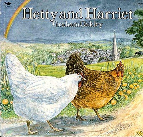 9780689710612: Hetty and Harriet
