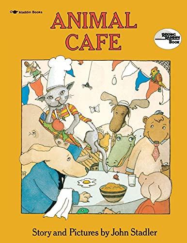 9780689710636: Animal Cafe (Reading Rainbow Books)