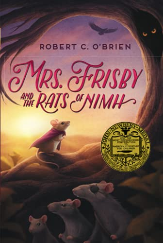Mrs. Frisby and the Rats of Nimh (Paperback): Robert C. O Brien