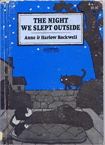 9780689710704: The Night We Slept Outside (Ready to Read)