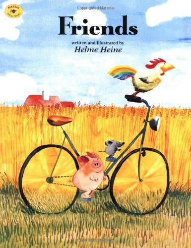 9780689710834: Friends