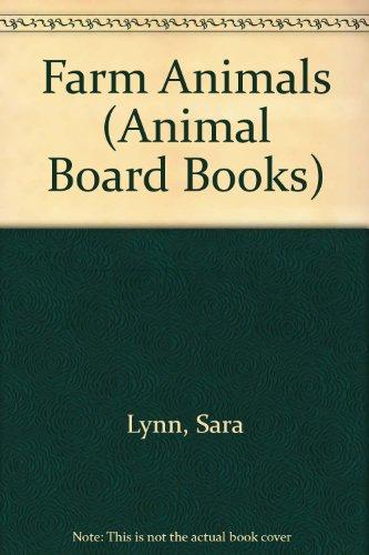 9780689711008: FARM ANIMALS (Animal Board Books)