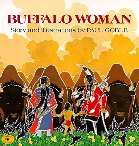 Buffalo Woman: Paul Goble